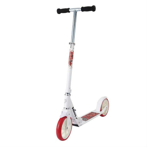 Scooter copii MS185 Deluxe Alb de la JDBug