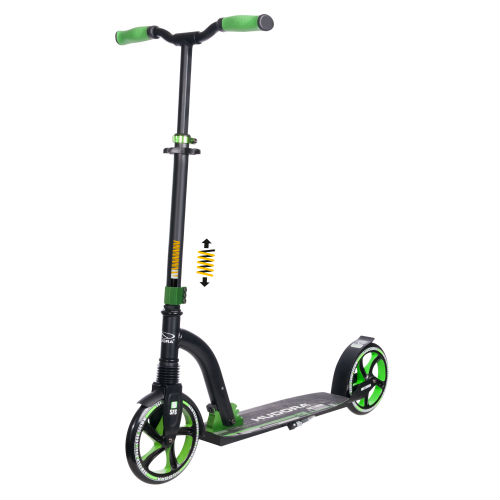 Trotinetă pliabilă Big Wheel Flex 200 verde