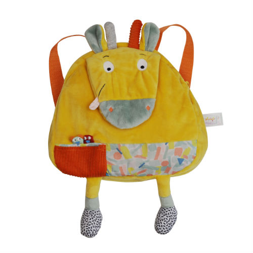E80006 giraffe back Pack Jungle Boogie