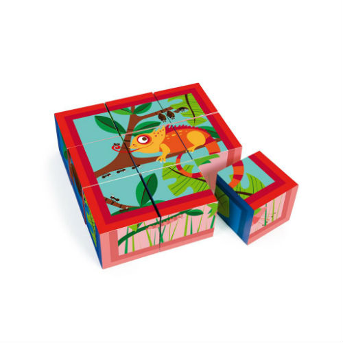 set puzzle copii